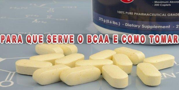 BCAA - para serve, efeitos e como tomar
