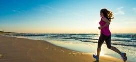correr na areia praia beneficios