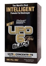 lipo 6 black hers ultra concentrate