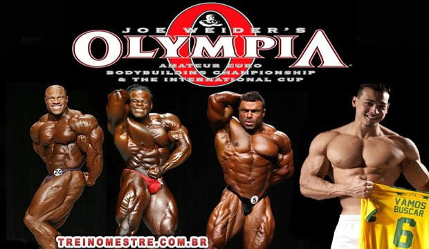 mister olympia 2014