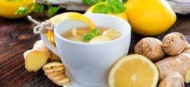 Gengibre para emagrecer – Receitas, sucos e chás