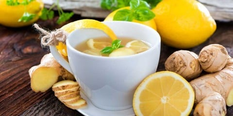 suco e chá de gengibre emagrece