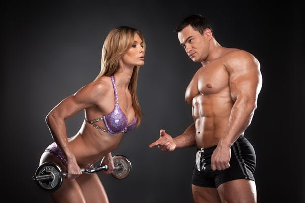 Definição muscular - dicas
