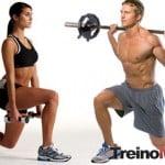 Afundo: músculos solicitados, execução correta e variações do exercício