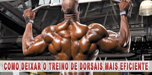 treino de costas dorsais eficiente mais resultados
