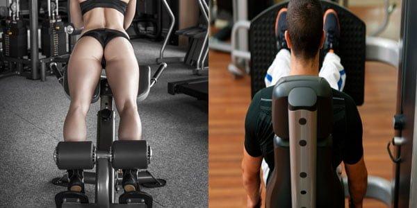 como engrossar as pernas e coxas rápido exercicios