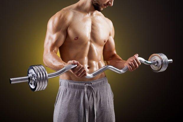 Treino de braços biceps e triceps para iniciantes