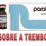 Trembolona: Todas informações sobre sua origem, efeitos colaterais e ciclo