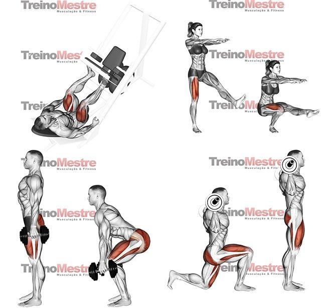 intensificar seu treino de pernas e ter melhores resultados