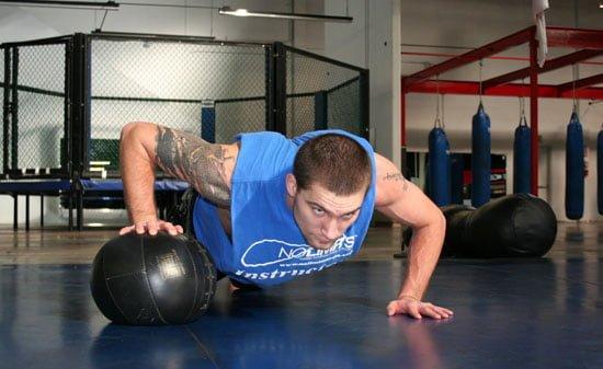 treinamento funcional para lutadores
