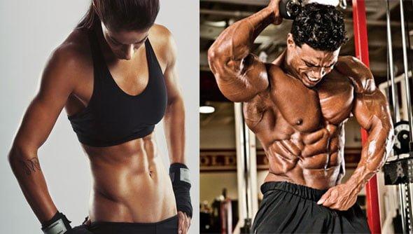 7 maneiras de intensificar o treino de abdominais