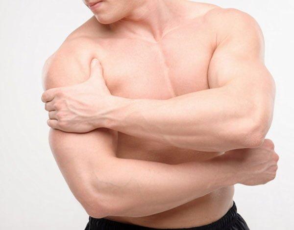 musculação e articulações dor