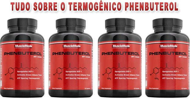 phenbuterol musclemeds reviews como funciona relatos efeitos colaterais