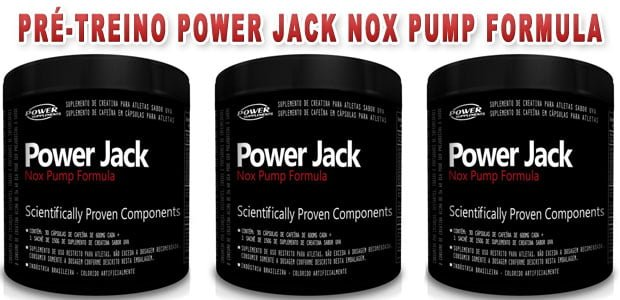 power jack nox pump formula power supplements