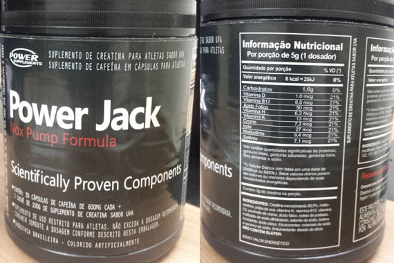 power jack nox pump formula relatos preco comprar