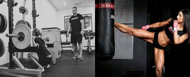Preparação física para lutadores