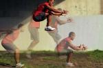 Treinamento de pliometria para corredores