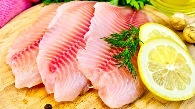 benefícios da tilápia e receitas de como preparar