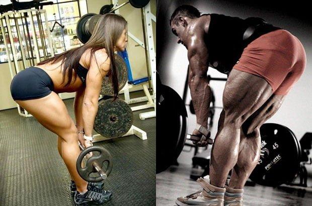 exercícios para glúteos stiff