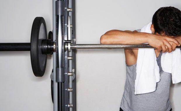 Como levar o treino a sério musculação