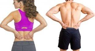 dor e problemas na coluna treino musculacao