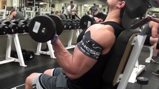 Oclusão vascular, treinamento de força para hipertrofia