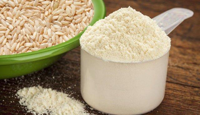 Proteína integral isolada do arroz - Benefícios rice protein