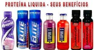 proteina liquida bebida beneficios