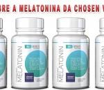 Melatonina da Chosen Vitamins, o que faltava para você!