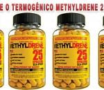 Methyldrene 25 Ephedra ECA Stack, um super termogênico