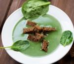 Sopa verde: além de espantar o frio, é nutritiva e ajuda emagrecer