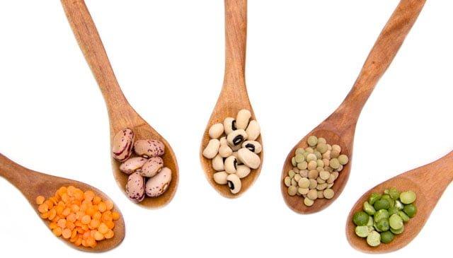 vegetais ricos em proteínas