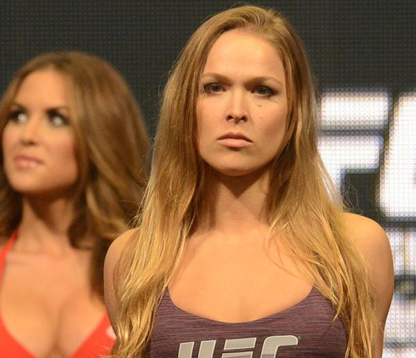 Ronda Rousey ufc Brasil