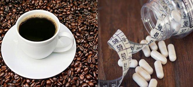 efeitos da cafeína no emagrecimento
