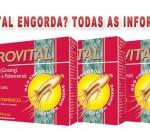 Gerovital: Saiba para que serve, como tomar e se engorda