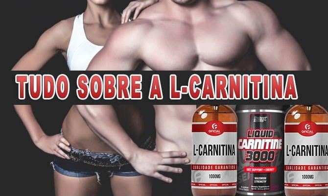 L-Carnitina - Para que serve, efeitos colaterais e emagrece