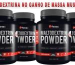 Maltodextrina, ela realmente é fundamental para a hipertrofia?