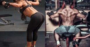 melhorar os resultados do treino de ombros deltoides