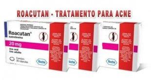 roacutan tratamento acne efeitos colaterais