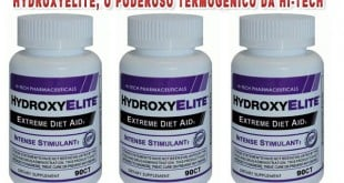 Hydroxyelite termogenico da Hi-Tech