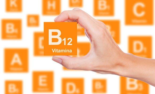 Vitamina B12 cobalamina