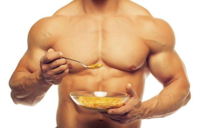 bulking na musculação