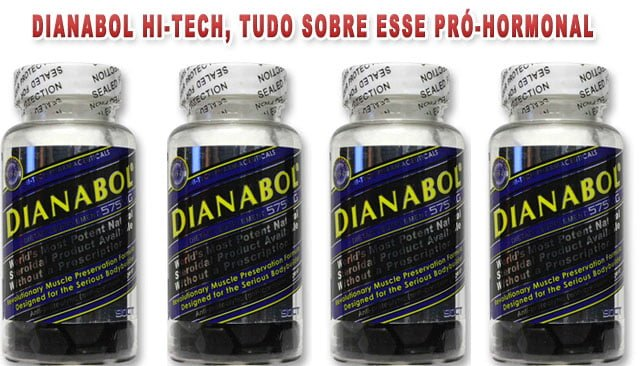 Dianabol Hi-Tech da Pharmaceuticals