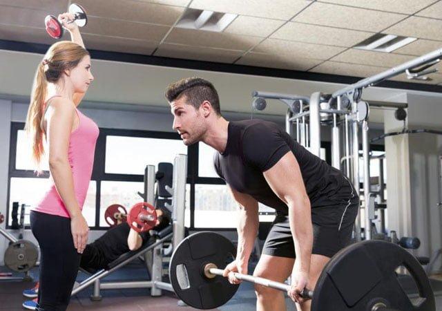 diferentes modelos de periodização para a musculação