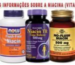 Niacina (Vitamina B3): Saiba para que serve e quais seus benefícios