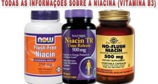 suplemento niacina vitamina b