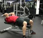 Tríceps testa, como executar corretamente!