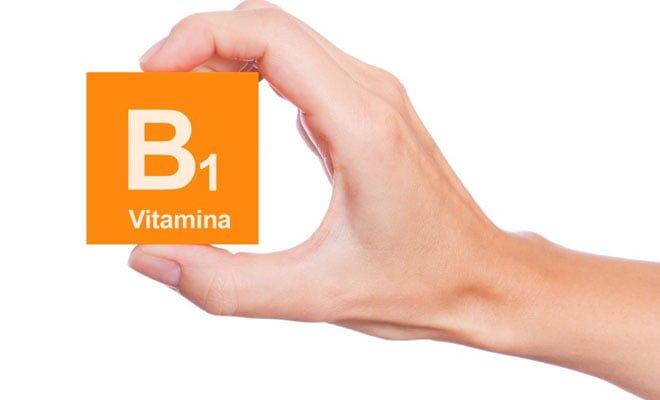 vitamina b1 para que serve benefícios