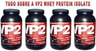 VP2 Whey protein Isolado da AST