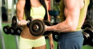 melhores resultados na musculação